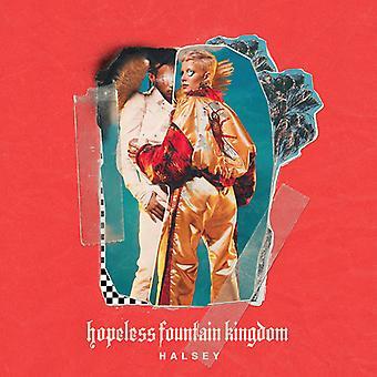 ハルシー - 絶望的な噴水王国 [CD] アメリカ インポートします。