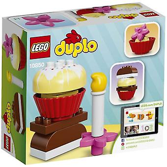 Lego 10850 My First Cakes (Babies and Children , Toys , Constructions)