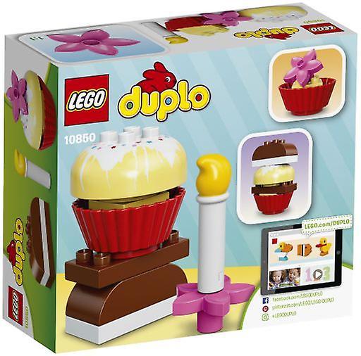 LEGO DUPLO mine første kager 10850 (babyer & børn, legetøj, konstruktioner)