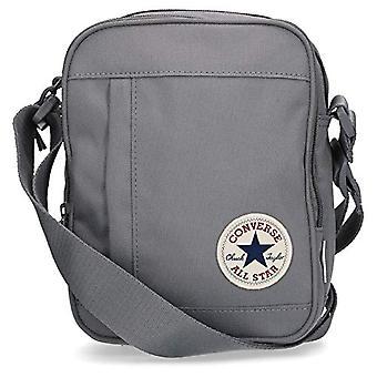 CONVERSE Ss 2019 Messenger bag 22cm 5 litres Grey