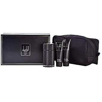 Dunhill icon Elite gift set 100ml EDP + 90ML douchegel + 90ML aftershave balsem + etui