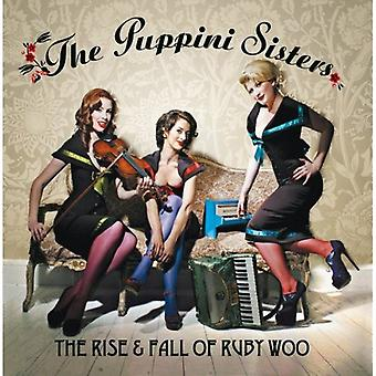 Puppini Sisters - Rise & Fall of Ruby Woo [CD] USA import