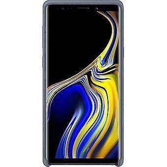 Samsung EF-PN960TLE Silikon Cover für N960F Samsung Galaxy Note 9 - blau