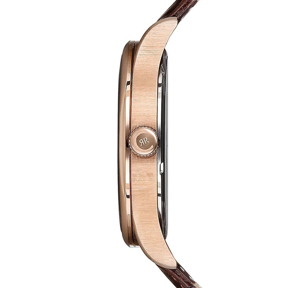 Cerruti 1881 Mens Gents Brown et Gold Designer Wrist Watch CRA24003