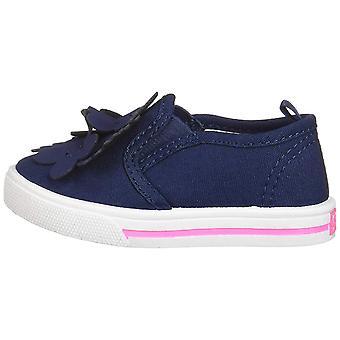 Carter's Kids Desiree Girl's Sporty Casual Slip-on Skate Shoe
