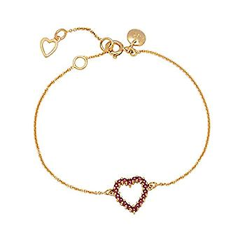 Lola Rose Bracelet Woman Heart D Ruby
