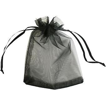 حقيبة سوداء Organza