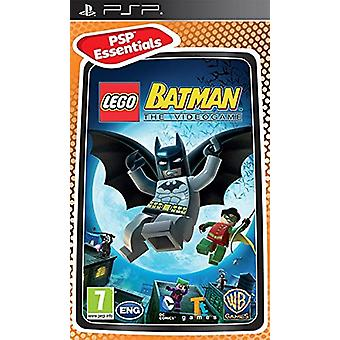 LEGO Batman de video game-Essentials (PSP)-fabriek verzegeld