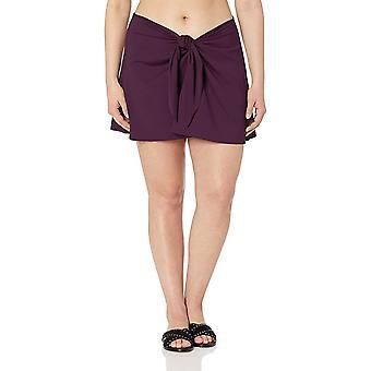 BECCA ETC Women's Plus Size Color Code, Merlot, 1X, Merlot, Size 1.0