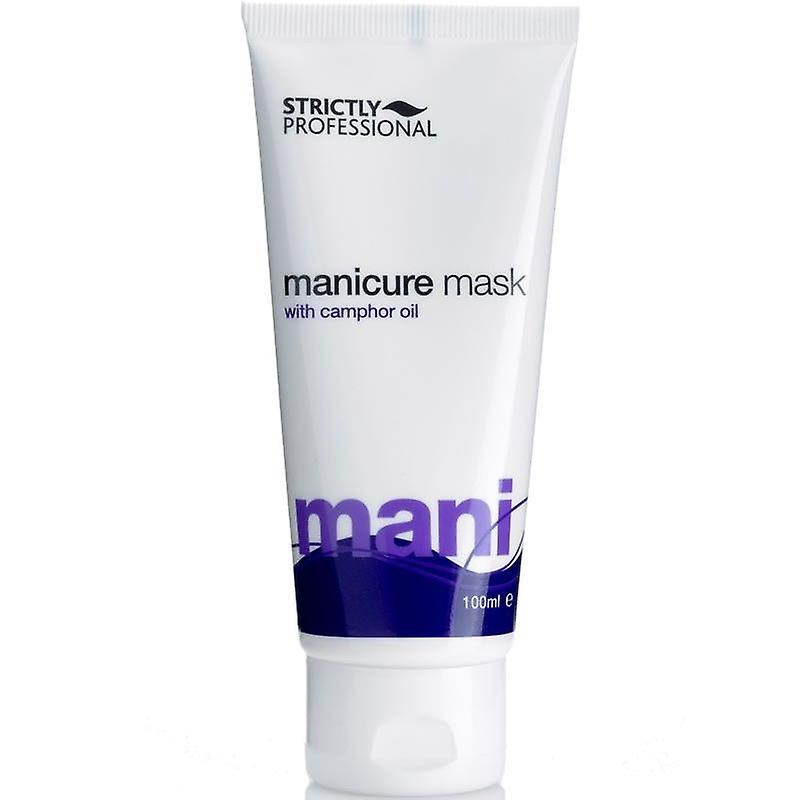 Strictly Professional Manicure Mask with Camphor Oil 100ml