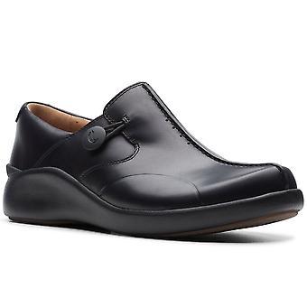 Clarks un Loop 2 Walk naisten rento kengät