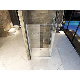 Caja de ducha 70x140 fuera de la haba interior - gemini