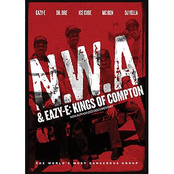 N.W.a & Eazy E: Kings of Compton [DVD] USA import