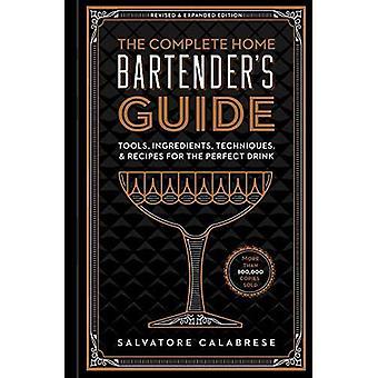 Komplett hem Bartender's Guide, den