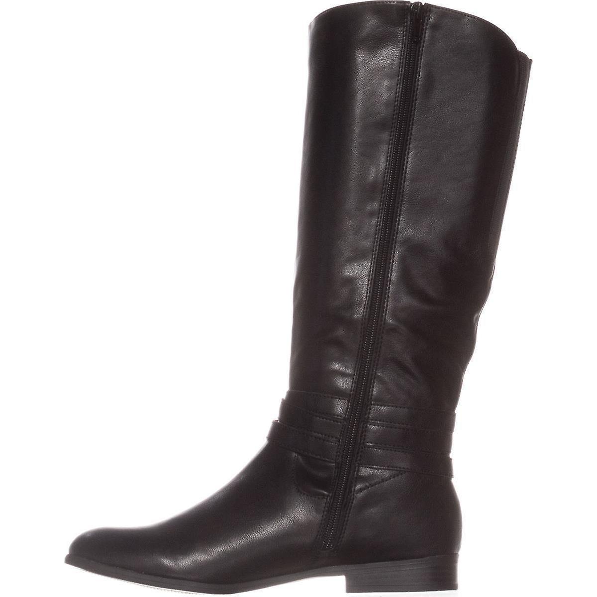 Style /& Co Womens KEPPURWC Almond Toe Mid-Calf Fashion Boots