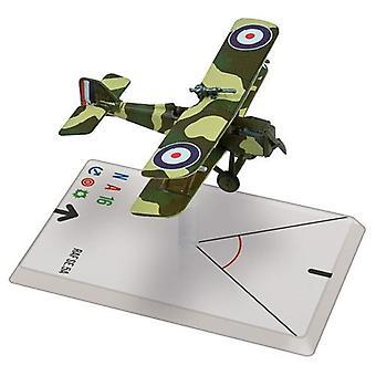 RAF SE. 5a (Dallas): Wings av Glory