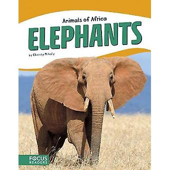 Animals of Africa Elephants by Mary Meinking