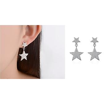 Val av stjärn örhängen