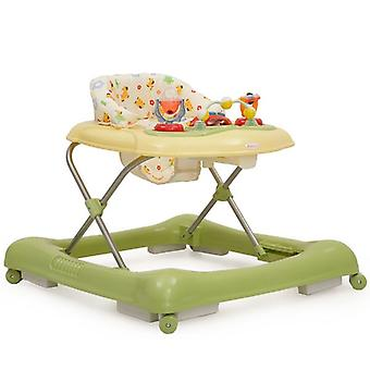 Running trolley Steps height-adjustable seating position Game center and music function