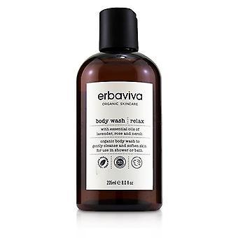 Erbaviva Relax Body Wash 235ml / 8oz