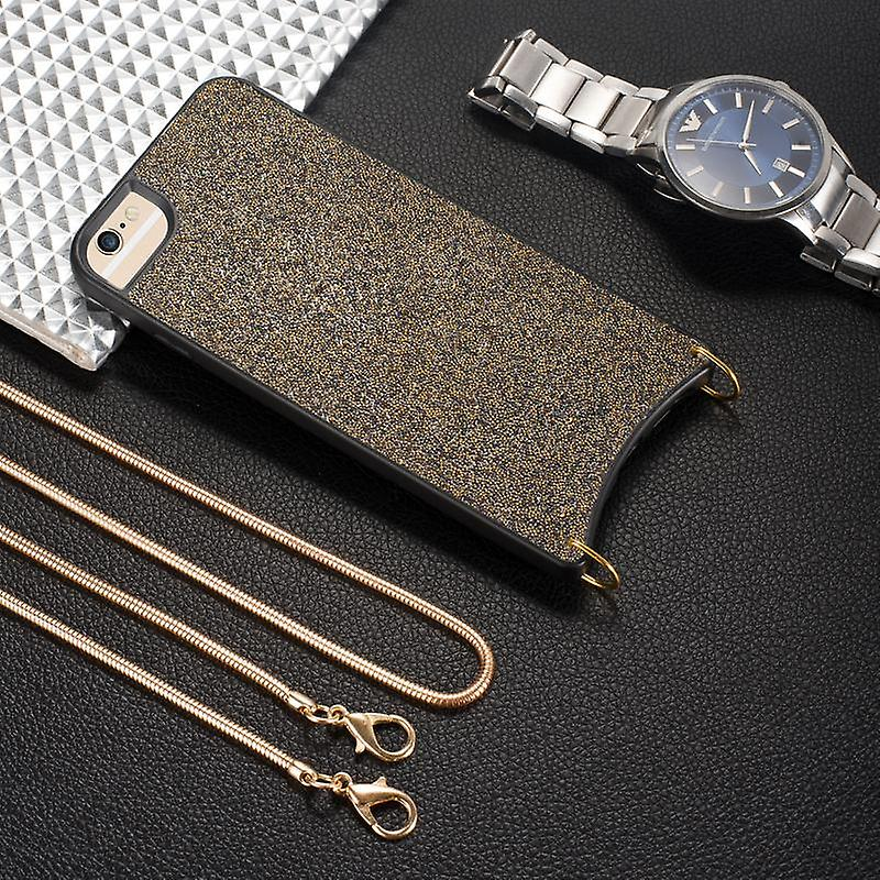 CaseGate phone chain for Apple iPhone 6/ 6S phone chain necklace case cover