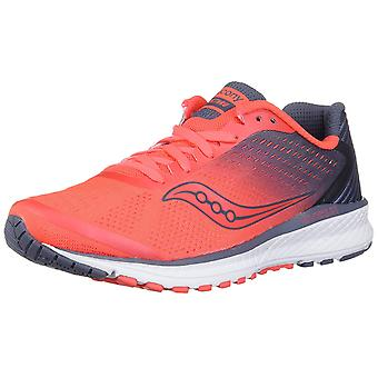 Saucony Womens Breakthru Lederen Low Top Lace Up Wandelschoenen