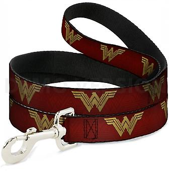 Wonder Woman 4-Fuß Hundeleine