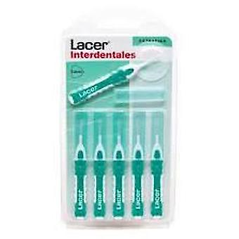 Lacer Lacer interdental cylindrical brush 6 units