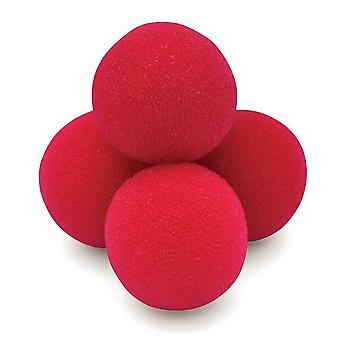 Bristol Novelty Goshman Sponge Balls (Box Of 4)