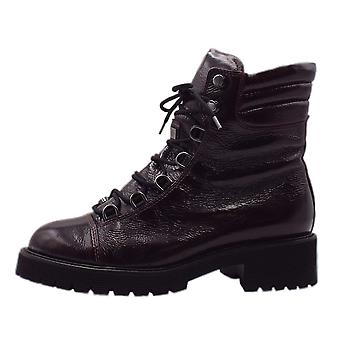 Högl 8-10 2434 Scotty Lace-up Boots In Vino