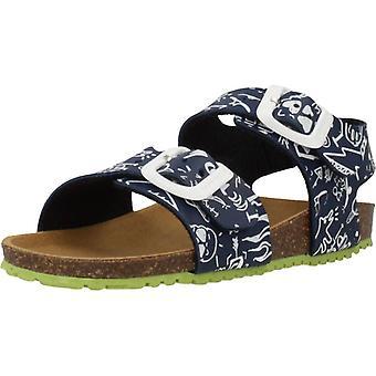 Garvalin Sandals 202472 Color Azulboli