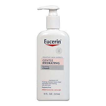 Eucerin حساسية الجلد لطيف ترطيب المطهر، 8 أوقية