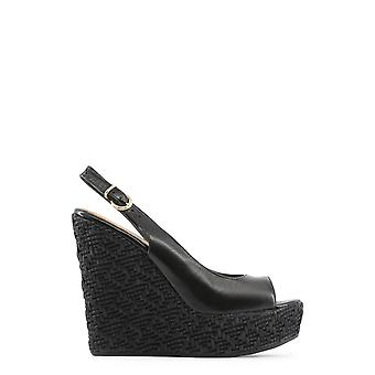 Made in Italia Original Women Spring/Summer Wedge - Black Color 29082