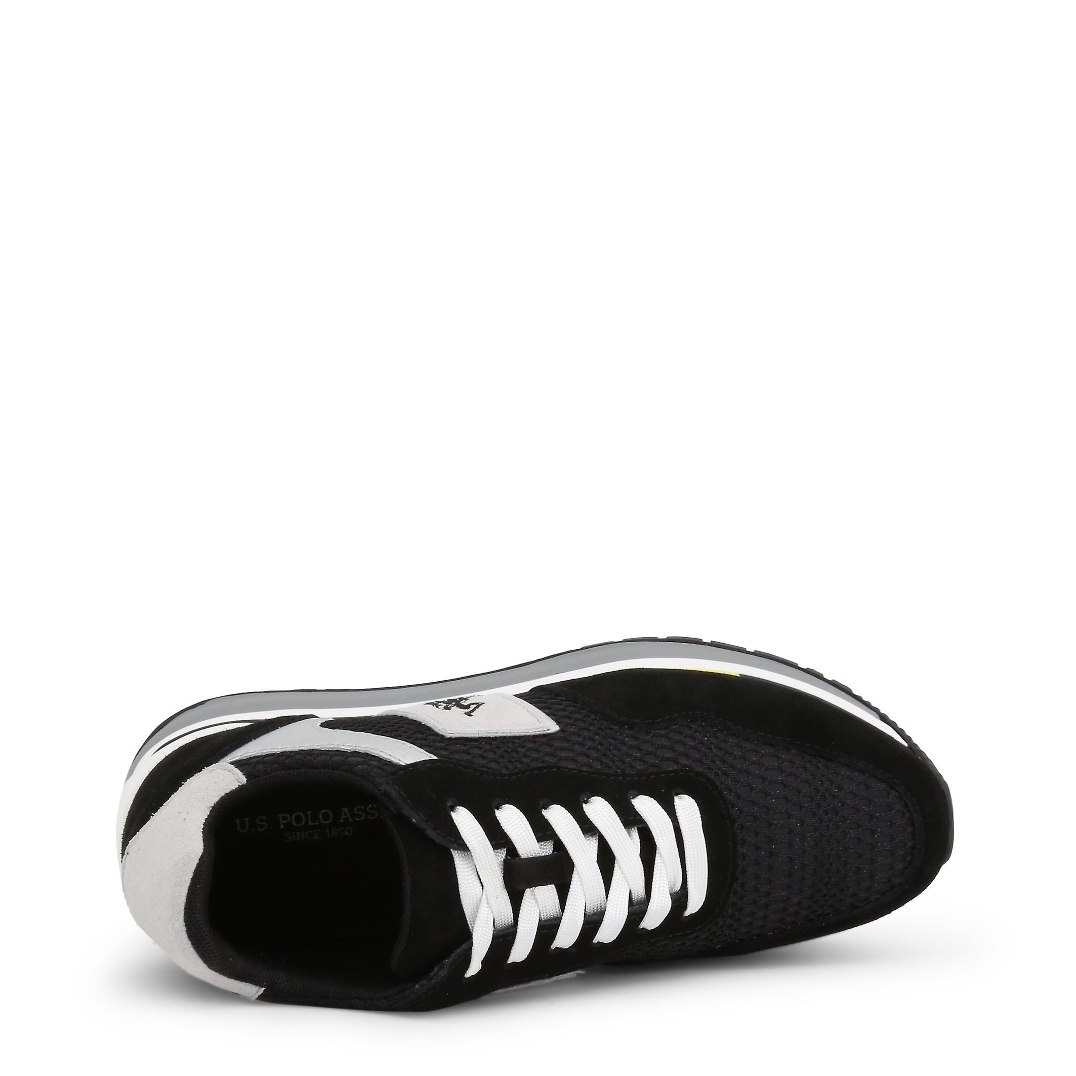 U.s. Polo Assn. Original Women Spring/summer Sneakers Black Color - 73213
