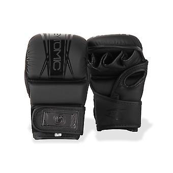 Bytomic Axis MMA Sparring handskar barn svart/svart