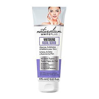 Facial Exfoliator White Plus Naturalium (175 ml)