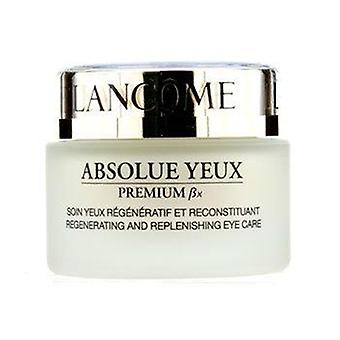 Absolue yeux premium bx regenerating and replenishing eye care 155123 20ml/0.7oz