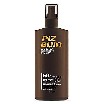 Piz Buin Allergie Soleil Sensible Skin Spray FPPF50 200ml
