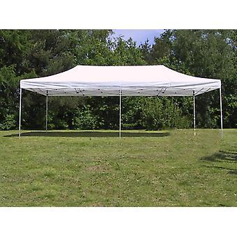 Tente Pliante FleXtents PRO 3x6m Blanc