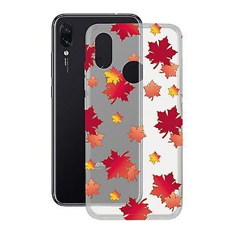 Mobiele cover Xiaomi Note 7 Contact Flex TPU Herfst
