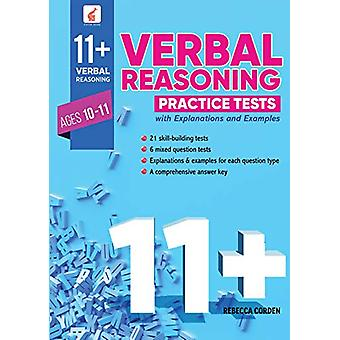 Foxton's 11 Plus Verbal Reasoning Practice Tests by Rebecca Corden -