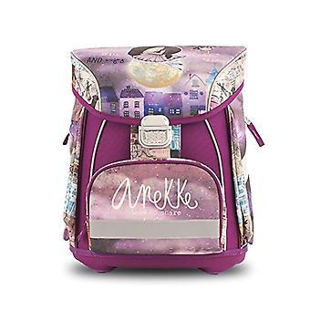 Anekke Ergo Schulranzen/Ergonomic Backpack Casual Backpack - 42 cm - 23 liters - Multicolor (Balerina)