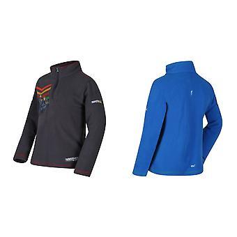 Regatta Thunderbirds Childrens/Kids Official Crosscut Fleece Jacket