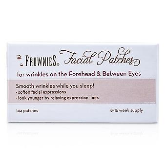 Facial Patches (for Forehead & Between Eyes) - 144 Patches
