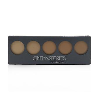Ultimate foundation 5 in 1 pro palette # 400 serie (medium peach beige ondertonen) 248900 12.5g/0.44oz