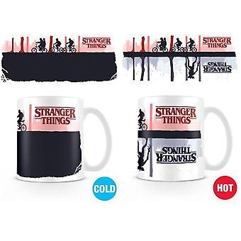 Stranger Things Upside Down Heat-Changing Mug