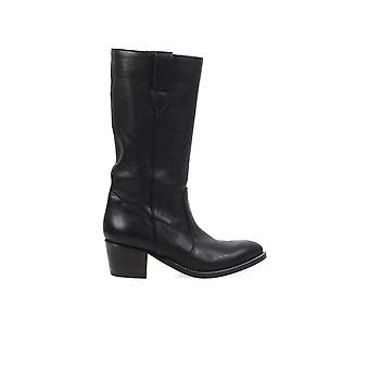 •ME BLACK NAPPA LEATHER BOOT