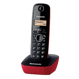 Wireless Phone Panasonic KX-TG1611SPR Red