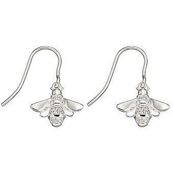Elemente Silber Bee Ohrringe - Silber