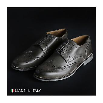 SB 3012 - shoes - lace-up shoes - 208_CRUST_GRIGIO - men - darkgray - EU 44
